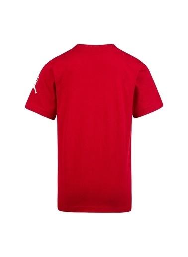 Nike Nike 855175-R78 Air Jordan Brand Tee T-Shirt Kırmızı